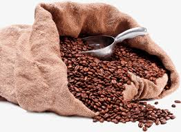 Free Coffee Bean Sacks Pull Png Image Beans Bag Small Spoon PNG