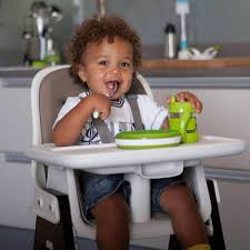 Oxo Tot Sprout High Chair by Oxo Tot Sprout High Chair White Frame The World Boutique