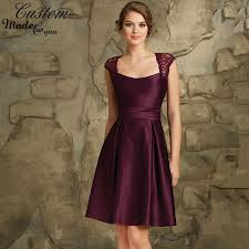compare prices on plum dresses for wedding online shopping buy