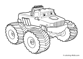 100 Monster Truck Drawing How To Draw A Dump Youtuberhyoutubecom How Monster Truck Drawing