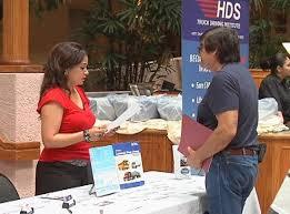 100 Truck Job Seekers Fair Highlights Changes Businesses And Jobseekers Making