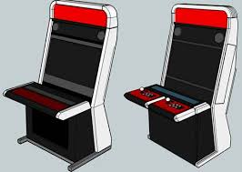 Arcade Cabinet Plans 32 Lcd by Mame Cabinet Plans Lcd Centerfordemocracy Org