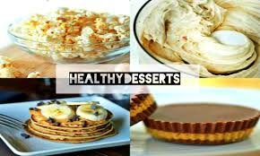 5 healthy dessert recipes shannon fox