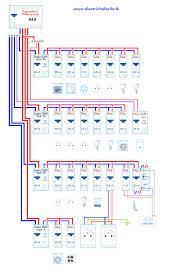 comment équilibrer un tableau électrique triphasé câblage