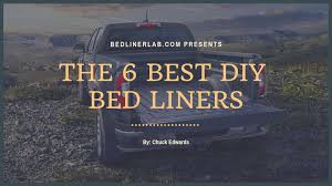 100 Bed Liners For Trucks 6 Best DIY Do It Yourself Truck Spray On Roll On