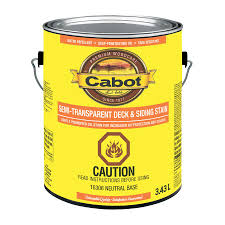 Cabot Semi Solid Deck Stain Drying Time by Cabot Semi Transparent Deck And Siding Stain Lowe U0027s Canada