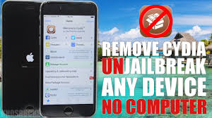 How To Unjailbreak iOS 9 3 3 Without A puter Updating Remove