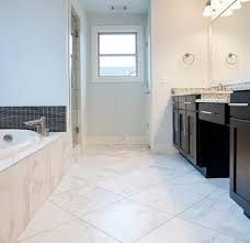 vida dolce 18x18 calacatta porcelain tile bathroom tile