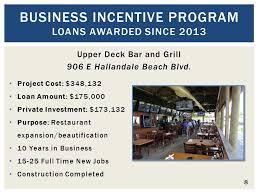 Upper Deck Hallandale Hours by Progress Report March 16 2015 Hallandale Beach Community