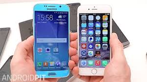 Galaxy S6 vs iPhone 6 parison who makes the better iPhone