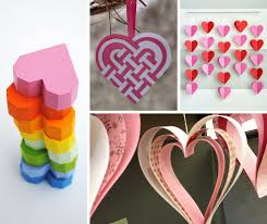 25 Easy Paper Heart Projects