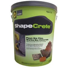 SAKRETE ShapeCrete 20 lb Shape able Concrete Mix The