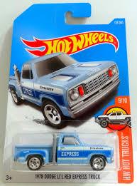 100 78 Dodge Truck Lil Red Express Pickup Hot Wheels Wiki FANDOM Powered
