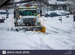 100 Truck With Snow Plow Stock Photos Stock Images Alamy