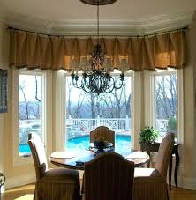 Prissy Ideas Valances For Dining Room Brilliant Best Kitchen Window