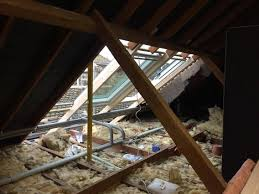 Insulating A Vaulted Ceiling Uk by Installation Of Velux Windows To A New Vaulted Ceiling Apm