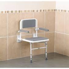 siege handicapé siège de avec dossier et accoudoirs pour personnes âgées et