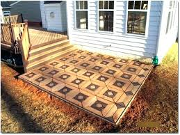Temporary Outdoor Flooring Garden Deck Options Ideas Uk Leading Supplier Of Decking O