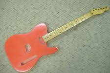 Vintage Telecaster Relic Guitar Body Neck Project Ash Maple NR