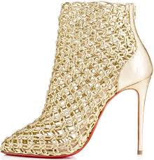 Christian Louboutins Intricately Knotted Andaloulou