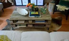 furniture creative design rustic oak coffee table with slate top