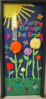 53 classroom door decoration projects for teachers april showers
