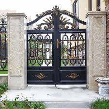 100 Modern Hiuse Hslh024 House Compound Wall And Welded Gate Design Philippines Buy Gate Design PhilippinesWelded Gate Designs House Compound