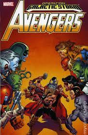Avengers Operation Galactic Storm TPB 2006 Marvel 2 1ST