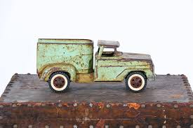 Vintage Tonka Pressed Steel Pickup Truck | Vintage Supply Store