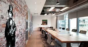 100 Morgan Lovell London S Splunk Office Design Named UKs Coolest