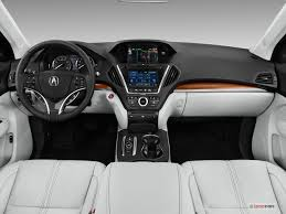 Does Acura Mdx Have Captains Chairs by 2018 Acura Mdx Hybrid Interior U S News U0026 World Report