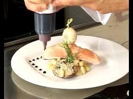 technique de cuisine dresser des assiettes food