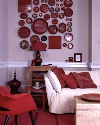Black And Red Living Room Decorating Ideas by Decorating With Fall Colors Martha Stewart