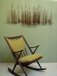 1970's Metal Wall Sculpture By Curtis Jere For Your Mid ... Kroken Leather Armchair With Ftstool By Ake Fribytter For Nelo Mbel 1970s Midcentury Folding Rocking Chair 2019 Set Of Four Craft Revival Beech And Cherry 1903 2 50 M23352 Plywood Webbing Seat Back Hand Produced Laminated Oak Wishbone Rocking Chair Hans J Wegner A Model Ge673 The Keyhole Foldable For Sale At 1stdibs Fabric Vintage Vintage Lumbarest Gregg Fleishman Super Solid Wood Horse Danish 1960s Projects House Of Vintage Fniture