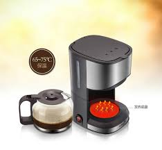 Coffee Maker USES American Drizzle Make Tea Drinking Machine Drip
