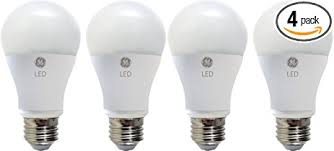 ge lighting 67615 dimmable led a19 light bulb with medium base 10