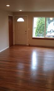 Stranded Bamboo Flooring Wickes by Large Linen White Kitchen With A Caramel Glaze And Bamboo Wood