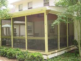 Screened In Porch Decorating Ideas And Photos by Screened Porch Ideas Screened Porch Freshly Painted Phantasy