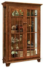 philip reinisch co color time monterey two door display cabinet