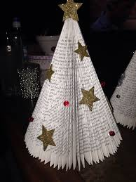 Christmas Tree Books Diy by 18 Best Book Folding Images On Pinterest Paper Ideas And