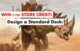 mtguk standard budget deckbuilding competition win 100 by