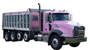 100 Pink Dump Truck The Long Hauler Online July 2012