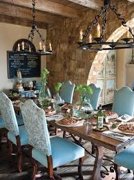 Mediterranean Dining Rooms From Betty Lou Phillips On HGTV