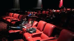 Remarkable Elegant Movie Theater With Reclining Seats Pasadena