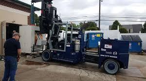 100 Rowe Truck Equipment Nuclear Pharmacy Remediation Cardinal Health Pittsburgh PA