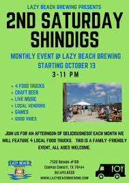 Lazy Beach Brewery – 2nd Saturday Shindig Shindigs Food Truck Best Image Kusaboshicom Shamrock Shindig Baltimore Waterfront Willis Burger Yelp Catering California Wrap Runner Location Finder Kickshaws Ds Road Dogz Pittsburgh Trucks Roaming Hunger The Souths Southern Living Whistling At The Table Orlando Blog Here Are Top 55 Dishes You Must Eat In Birmingham Alcom