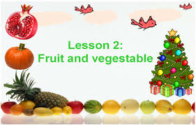 Christmas Tree Names by Learn Names Of Fruits And Vegetables With Pepa Pig Learning