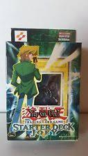 openbox yugioh joey 1st edition starter deck toy ebay