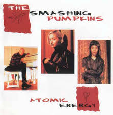Smashing Pumpkins Muzzle Cover by The Smashing Pumpkins Atomic Energy Cd At Discogs