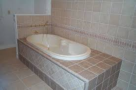 Tiling A Bathtub Skirt by Bathroom Remodeling Fairfax Burke Manassas Va Pictures Design Tile